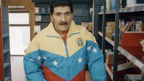 """(01-01-18) """"Nicolás Maduro, te quiere todo el mundo"""": Joaquín Reyes da vida al presidente de Venezuela al ritmo de Pretty Woman"""