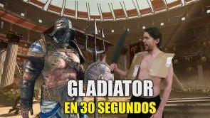 Gladiator en 30 segundos