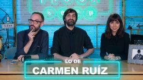 Carmen Ruiz y lo de los castigos
