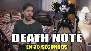 Death Note (2017) en 30 segundos