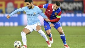 Partido: Basilea - Manchester City
