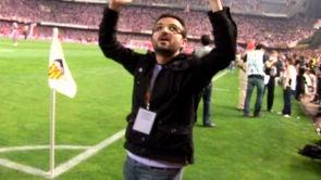 Athletic Club - FC Barcelona, a pie de campo