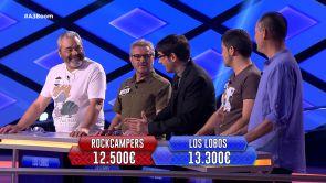 (01-03-18) Duelo de titanes: 'Los Rockcampers' vs 'Los Lobos'