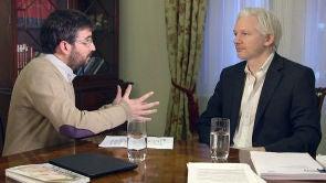 Entrevista a Julian Assange