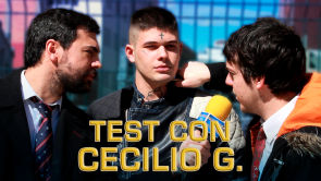 Test con Cecilio G.