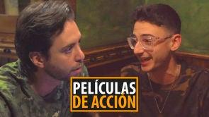 Películas de acción: Parodia con Jordi Wild