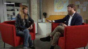 """(29-03-17) La 'antientrevista' de Manuel Burque a Leticia Dolera en El Intermedio: """"Tú, como lesbiana que odia a los hombres, eres feminista"""""""