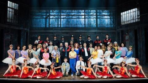 Billy Elliot, El Musical