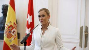 (25-04-18) Cristina Cifuentes dimite y denuncia una campaña de acoso