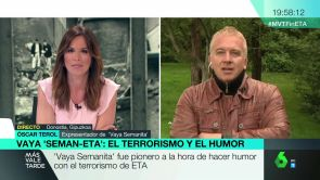 """(04-05-18) Óscar Terol, expresentador de 'Vaya Semanita': """"Nuestra misión como bufones es intentar aportar alegría"""""""