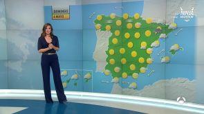 (05-05-18) Mañana, lluvia y granizo en zonas interiores del sur y viento fuerte en Cádiz