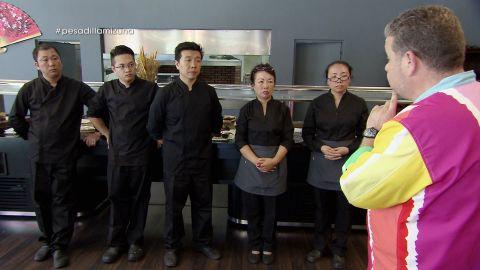 Ver Pesadilla En La Cocina España Online | Pesadilla En La Cocina Temporada 6 Programa 1 Mizuna Thai