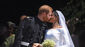 Boda Real Británica: Meghan & Harry
