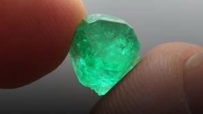 La esmeralda de los 400 millones de dólares
