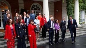 (08-06-18) Sánchez recuerda a sus ministros el compromiso del Gobierno con la igualdad y el consenso