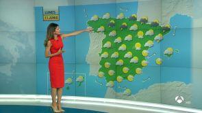 (10-06-18) Las lluvias y tormentas se concentran mañana en el extremo norte peninsular