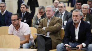 (11-06-18) Sentencia de la rama valenciana de Gürtel: Correa y Crespo, condenados a cinco años de prisión y 'El Bigotes' a seis