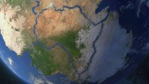 Choque de continentes