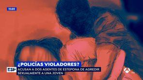 (12-06-18) La escalofriante recreación de la supuesta agresión sexual a manos de dos agentes en Estepona