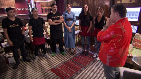 Programa 6: Tetería Nazarí