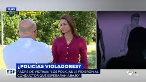 """(13-06-18) El padre de la joven supuestamente violada por un policía local en Estepona: """"Los agentes quieren montar una orgía y le quitan la ropa a la fuerza"""""""