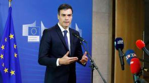 """(24-06-18) Sánchez ve """"un punto de partida"""" la propuesta de centros de desembarco en la UE"""