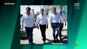 (25-06-18) El retoque de Pablo Casado a una foto en la que sale un hombre pidiendo limosna que indigna a Dani Mateo
