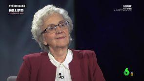"""(26-06-18) Soledad Gallego-Díaz o cómo hacer historia al romper el techo de cristal en el periodismo: """"Las cuotas son la solución"""""""