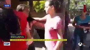 (10-07-18) Así fue el rescate: Sobrecogedoras imágenes del lavado de cerebro de los niños de la secta que captó a Patricia Aguilar