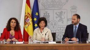 (13-07-18) El Gobierno no duda de la eficacia de la euroorden tras la negativa de Alemania de extraditar a Puigdemont por rebelión y defiende Schengen