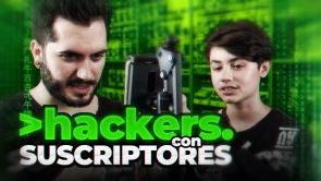 Hackers con suscriptores | Parte 2 - Wismichu