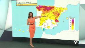 (10-08-18) Chubascos y tormentas localmente fuertes en el este peninsular