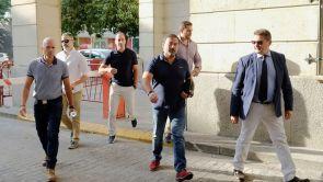 (12-08-18) Los vigilantes ratifican ante el juez el intento de atropello por parte de Ángel Boza tras robar unas gafas de sol
