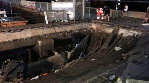 (13-08-18) Fallo técnico o falta de mantenimiento: ¿cuáles son las causas del accidente en el festival O Marisquiño de Vigo?