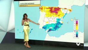 (14-08-18) Fuertes tormentas con granizo en Valencia, Murcia y Andalucía