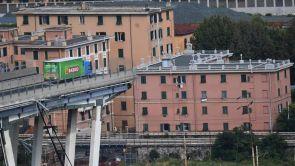 """(15-08-18) La Fiscalía de Génova investigará el derrumbe del puente Morandi: """"No ha sido una fatalidad, sino un error humano"""""""