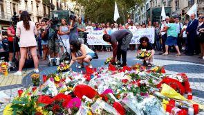 (16-08-18) Homenajes a las víctimas de los atentados del 17-A, un año después