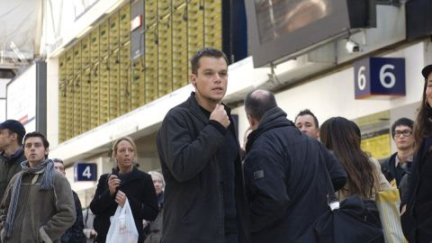 CINE: EL ULTIMATUM DE BOURNE