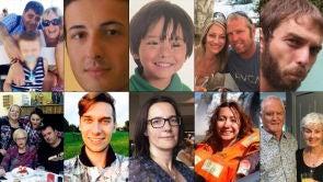 (17-08-18) Barcelona recuerda a las 16 víctimas mortales del 17-A