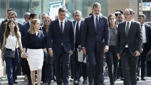 (17-08-18) Cataluña recuerda a las víctimas de los atentados en el primer aniversario del 17-A