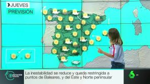 (12-09-18) La inestabilidad se reduce y queda restringida a puntos de maleares y del Este y Norte peninsular