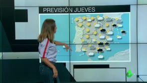 (12-09-18) Las tormentas volverán al interior de la Comunidad Valenciana