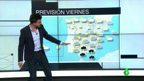 (13-09-18) Tormentas en Andalucía y Cantábrico y temperaturas sin cambios