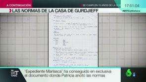 (14-09-18) Las normas de la secta que capturó a Patricia Aguilar