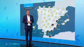 (14-09-2018) Chubascos fuertes en  Andalucía y Comunidad Valenciana