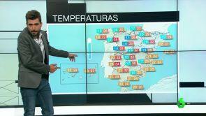 (14-09-18) Hoy tormentas y este fin de semana se van a extender a gran parte del Mediterráneo