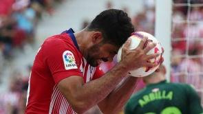 (15-09-18) Borja Garcés salva un punto para el Atlético de Madrid ante el Eibar