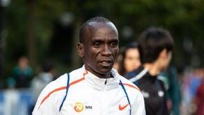 (17-09-18)  Eliud Kipchoge marca un nuevo récord del mundo y gana el maratón de Berlín