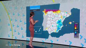 (16-09-18) Domingo de sol y calor en gran parte de España