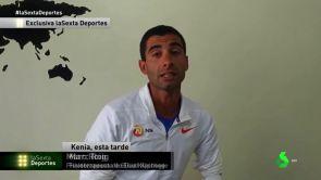 (17-09-18) Marc Roig, fisioterapueta de Kipchoge, desvela los secretos detrás del atleta keniata